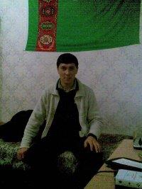 Dowrangeldi Charyyew, Харьков