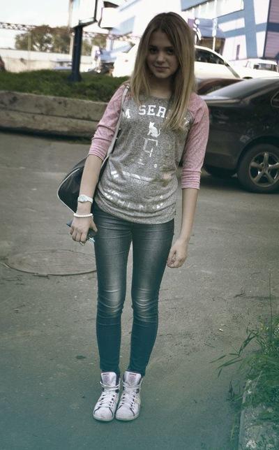 Анастасия Курносова, 12 декабря 1996, Старый Оскол, id229156606