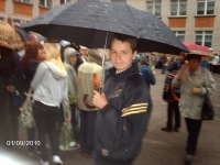 Илья Арефьев, 11 февраля 1998, Подольск, id131082837