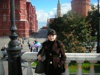 Вероника Самойлова, 23 сентября , Челябинск, id47192396