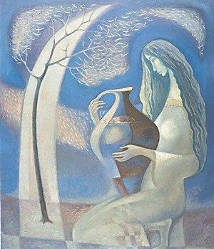 Выставка живописи  «Образ Родины в изобразительном искусстве» (25 апреля - 25 июня)