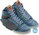 Коллекция Adidas Originals 2012 от Jeremy Scott.