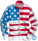 Adidas Originals Jeremy Scott - коллекция JS Flag.