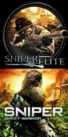 Sniper Elite  &  Sniper: Ghost Warrior