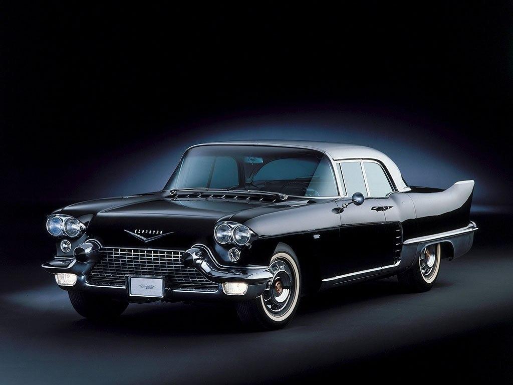 """Самый роскошный """"Кэдди"""" - 1957 Eldorado Brougham"""