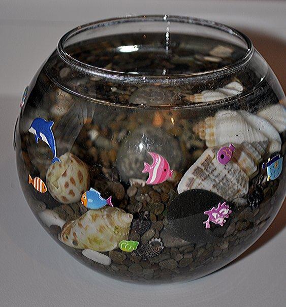 какие рыбки подходят для круглого аквариума подозревает