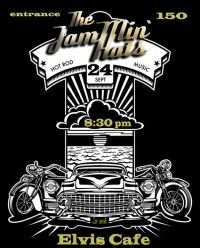 24.09 The JamMin' Hats in Elvis-Cafe