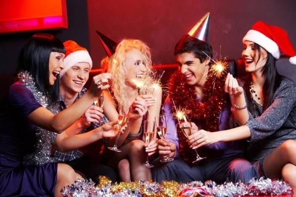 Новогодние вечеринки в Ярославле 2012-2013.