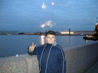 Данил Леонтьев, 21 октября , Вологда, id53167170