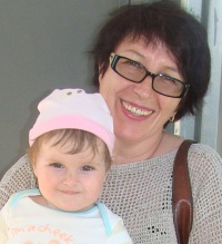 Людмила Мокеева, 4 августа , Мурманск, id118431884