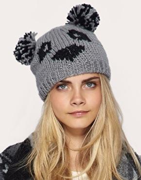 и скоро куплю новую шапку с пандой)