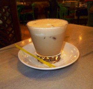 Мы рекомендуем холодные кофейные напитки.