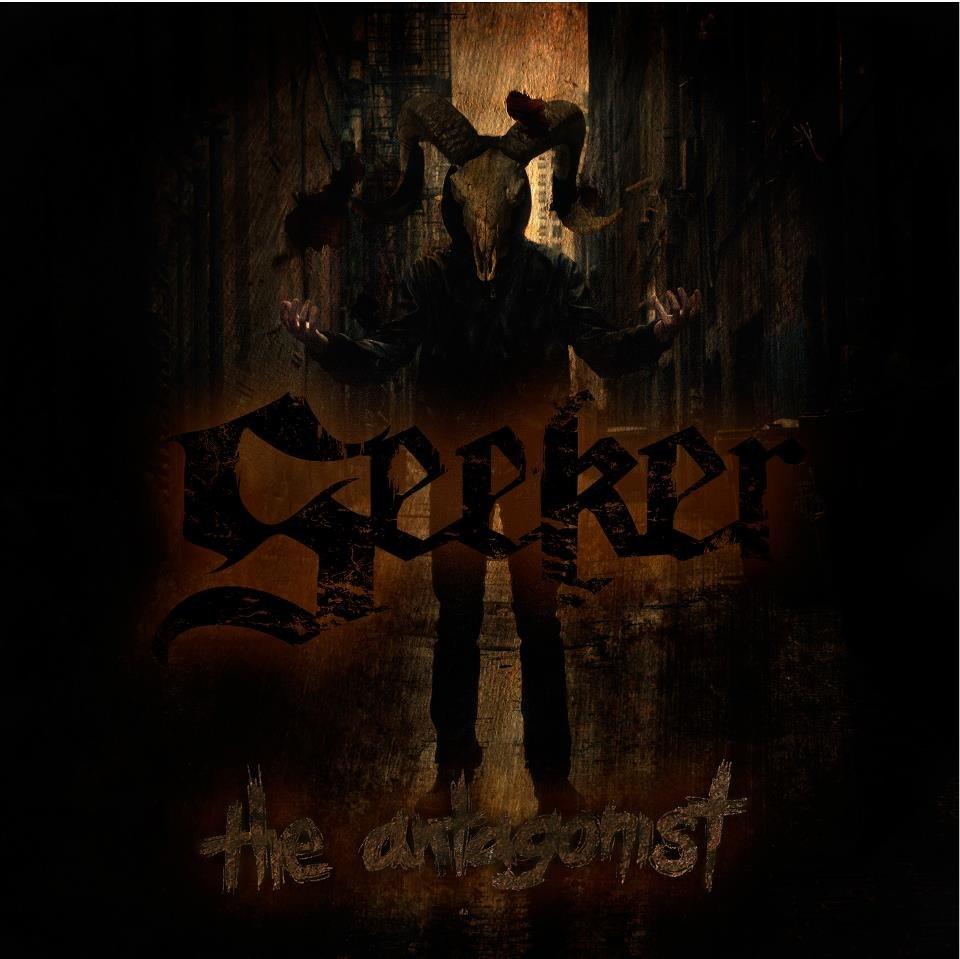 Seeker - The Antagonist [EP] (2012)