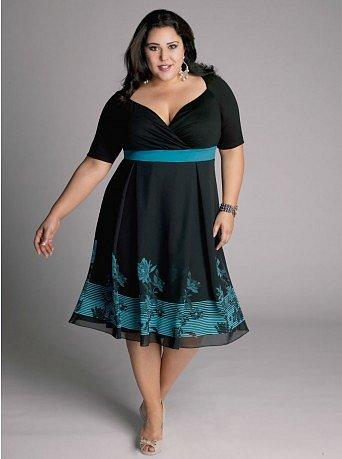 Блузы для толстушек 45