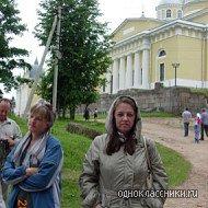 Нина Петрунина, 17 июня 1982, Санкт-Петербург, id64203319