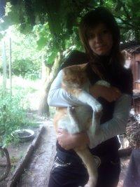 Анастасия Давыдова, 12 октября 1991, Лисичанск, id77507415