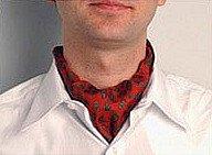 мужской шарф связать. детский шарф.