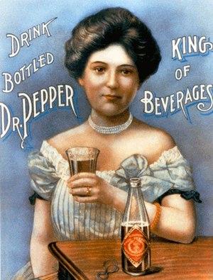 Dr. Pepper, созданный на основе вишневого сиропа, сперва производили в...