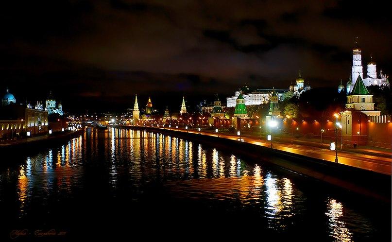 *...Огни ночных городов...*