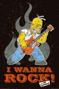 Wanna Rock, 21 ноября 1989, Пенза, id90120885