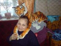 Валентина Луговая, 30 марта 1988, Можайск, id69130099