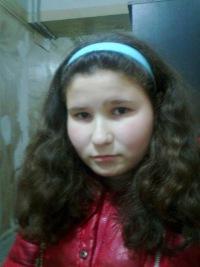 Юлия Андреева, 9 апреля 1994, Краснодар, id120810894