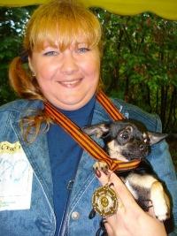 Светлана Новикова, 17 декабря 1977, Москва, id100681298