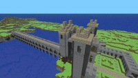 here to watch Your First Shelter in Minecraft (Tutorial Machinima)Minecraft: Building a Starting House (Minecraft...