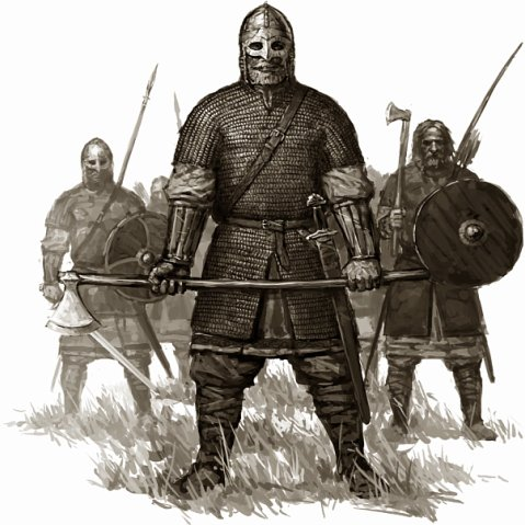 картинки рисунки викинги