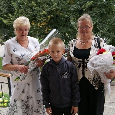 Антонина Кузина, 28 мая 1958, Вытегра, id215926579
