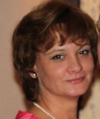 Юлия Дмитриева, 13 октября 1968, Санкт-Петербург, id166240832