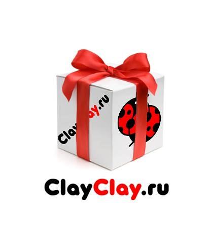 подарок от Clayclay.ru