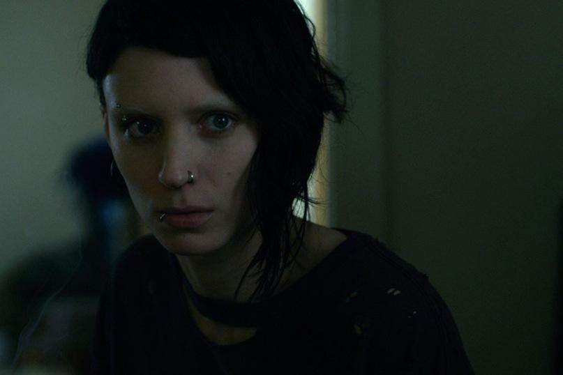Девушка с татуировкой дракона трейлер