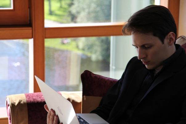 Павел Дуров vk.com/durov
