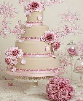 Свадебные торты фото из интернета