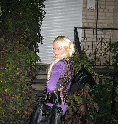 Аня Супругова, 17 августа 1988, Смоленск, id137186001