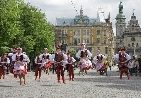 Свій 756 день народження Місто Лева святкуватимите 5 та 6 травня 2012 року