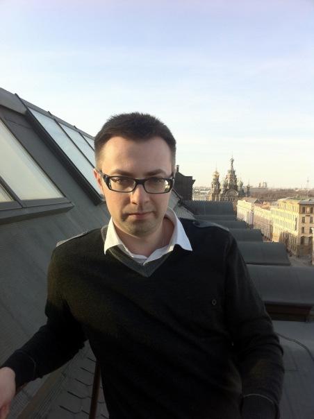 Илья Перекопский, Москва, Россия. Фото 1