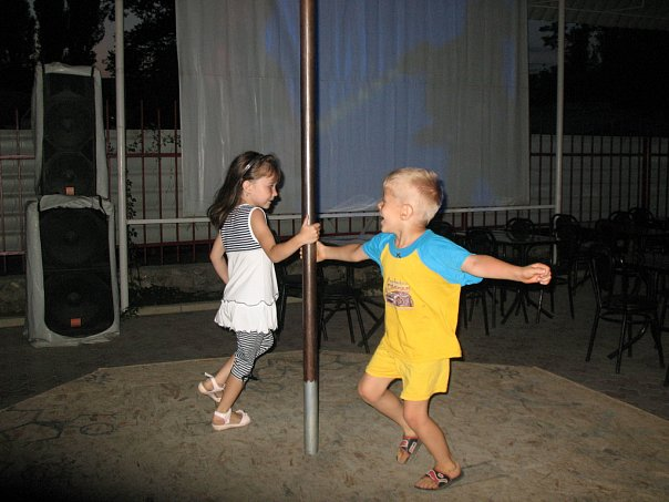 Фоторассказ о многодневном отпуске в Крыму с детьми
