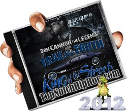 Trae Tha Truth - King Of The Streets Freestyles - 2012