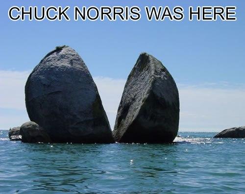 тут был чак норрис