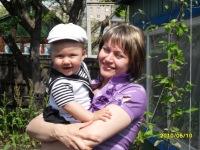 Алина Сердюченко(малыхина), 7 сентября , Константиновка, id130943706