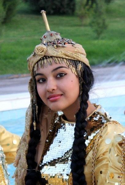 голые фото туркменских красавиц