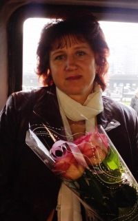 Наталія Глушко, 5 ноября , Москва, id104294626