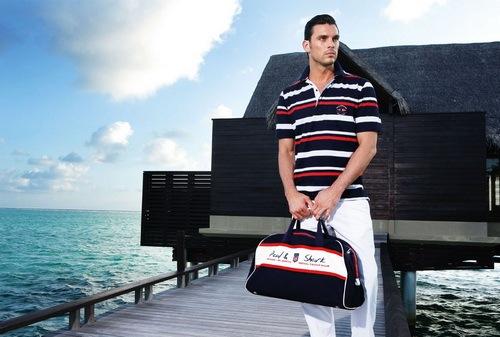 Такую одежду нельзя отнести к спортивному стилю.  Скорее, это одежда для...
