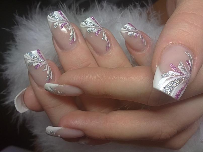 Новые дизайны ногтей от лучших мастеров фото