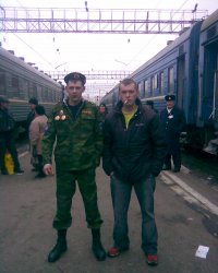 Владимир Великанов, 6 апреля 1989, Самара, id61977113