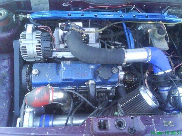 Тюнинг двигателя 8 клапанный инжектор своими руками 75