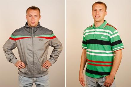 Новая casual-коллекция в магазине «Локомотива»