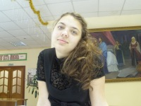 Кристина Бодюл, 27 апреля , Одинцово, id102598088